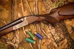 Escopeta Foto de archivo libre de regalías