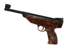 Escopeta de aire comprimido Foto de archivo libre de regalías