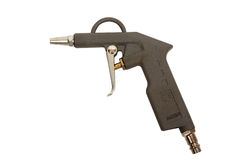 Escopeta de aire comprimido del aire Imagen de archivo libre de regalías