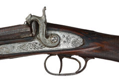 Escopeta de la vendimia Foto de archivo libre de regalías