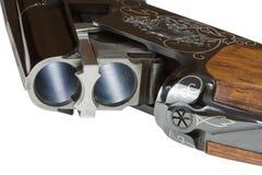 Escopeta para la caza. fotografía de archivo