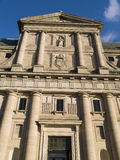 Escorial´s abbey, Madrid, Spain Stock Photo