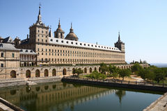 Escorial Royalty Free Stock Photography