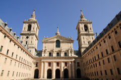escorial Obrazy Stock