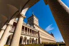 The Escorial Royal Monastery Royalty Free Stock Image