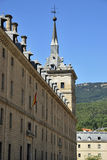 Escorial Tower Stock Images