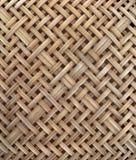 Escorredor de bambu fotos de stock
