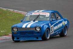 Escort racecar Royalty Free Stock Photography