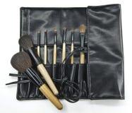 Escova cosmética Imagem de Stock