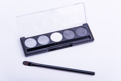 Escova cosmética da máscara Imagem de Stock