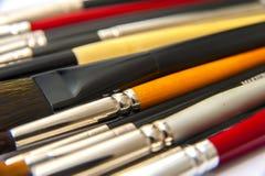Escova da composição Imagens de Stock