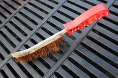 Escova de aço Imagens de Stock