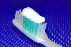 Escova de dentes Fotografia de Stock