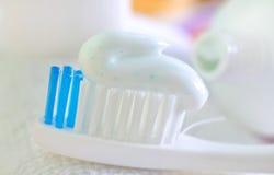 Escova de dentes Foto de Stock