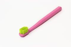 Escova de dentes Fotografia de Stock Royalty Free