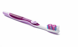 Escova de dentes dental da saúde isolada Imagem de Stock