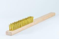 Escova de fio Imagem de Stock