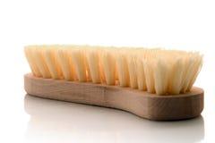 Escova de madeira Fotos de Stock