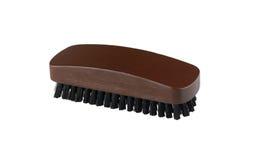 Escova de madeira da sapata Fotos de Stock