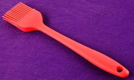 Escova de pastelaria Foto de Stock Royalty Free