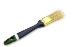 Escova de pintura Escova de pintura isolada Foto de Stock
