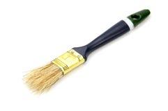 Escova de pintura escova de pintura isolada sobre Imagens de Stock