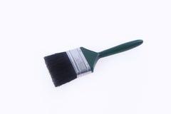 Escova de pintura escova de pintura no fundo escova de pintura em um backgro Foto de Stock