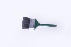Escova de pintura escova de pintura no fundo escova de pintura em um backgro Foto de Stock Royalty Free