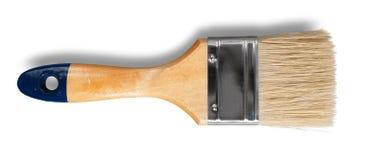 Escova de pintura isolada Fotos de Stock