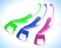 Escova dental Imagens de Stock