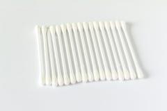 Escova do algodão Foto de Stock Royalty Free