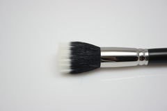 Escova facial da fibra Imagem de Stock Royalty Free