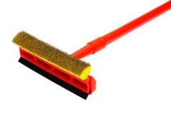 Escova para indicadores da limpeza Fotos de Stock