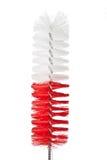 Escova redonda para frascos de bebê da limpeza Imagem de Stock Royalty Free