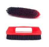 Escova vermelha Imagens de Stock