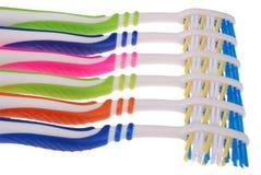 Escovas de dentes (trajeto de grampeamento) Imagem de Stock