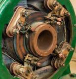 Escovas do gerador da eletricidade Fotos de Stock Royalty Free