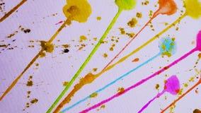Escove a arte abstrato dos cursos Fundo textured superfície do Grunge Projeto tirado mão do tema dos cursos da escova foto de stock royalty free