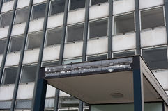 Escritório abandonado Fotografia de Stock