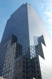 Escritório Buliding New York Foto de Stock