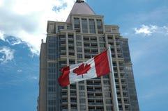 Escritório canadense 2 Fotografia de Stock Royalty Free