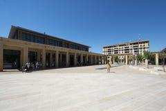 Escritório de turista de Aix-en-Provence, França Imagens de Stock