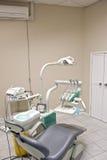 Escritório do dentista Fotos de Stock Royalty Free