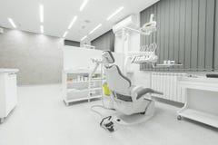 Escritório do dentista Fotografia de Stock Royalty Free