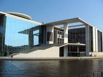 Escritório do parlamento alemão Fotos de Stock