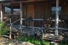 Escritório do rancho Fotografia de Stock Royalty Free