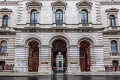 Escritório estrangeiro e da comunidade em Londres imagem de stock royalty free