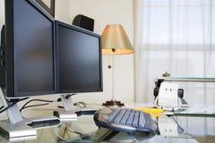 Escritório Home Imagem de Stock