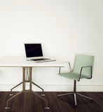 Escritório interior moderno Foto de Stock