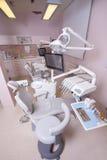 Escritório moderno da odontologia imagem de stock